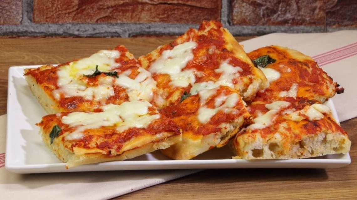 Il fast food italiano è la pizza