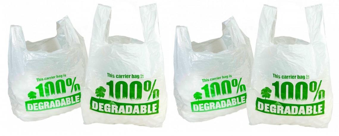 Gli effetti fitotossici delle buste di plastica sulla crescita delle piante