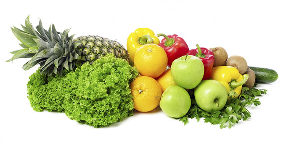 Frutta e verdura aiutano a migliorare la fertilità