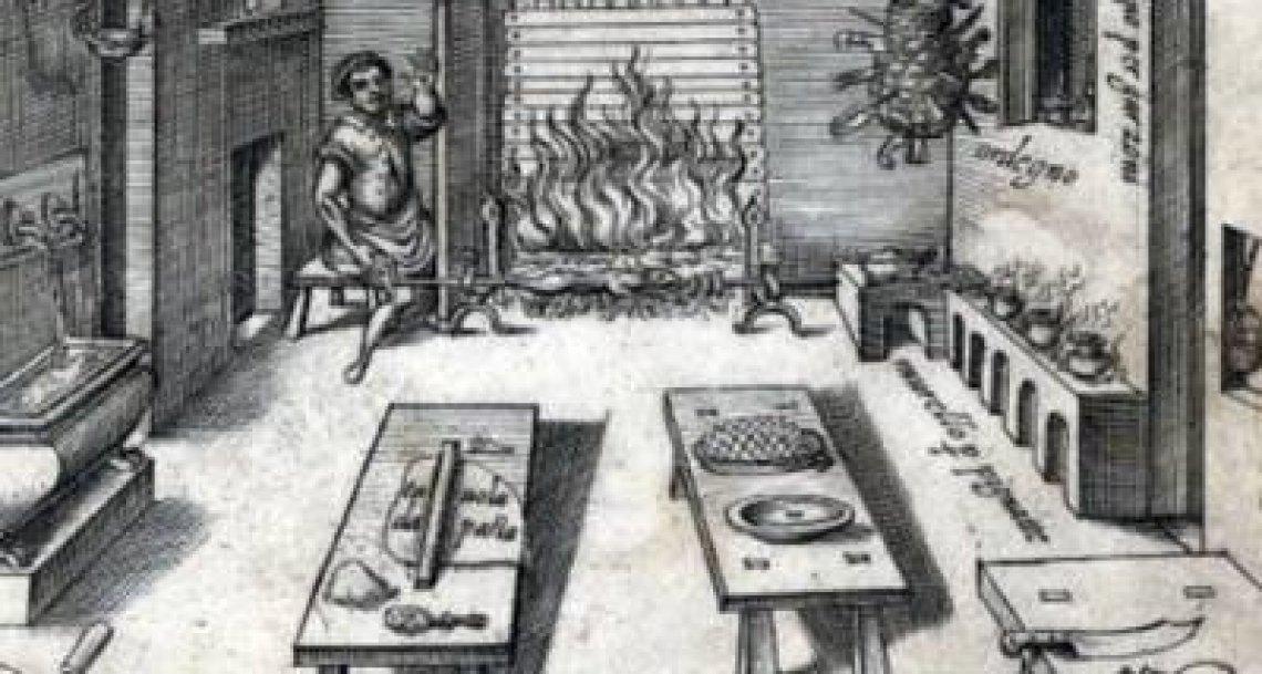 Reinterpretare le ricette gastronomiche di Leonardo da Vinci