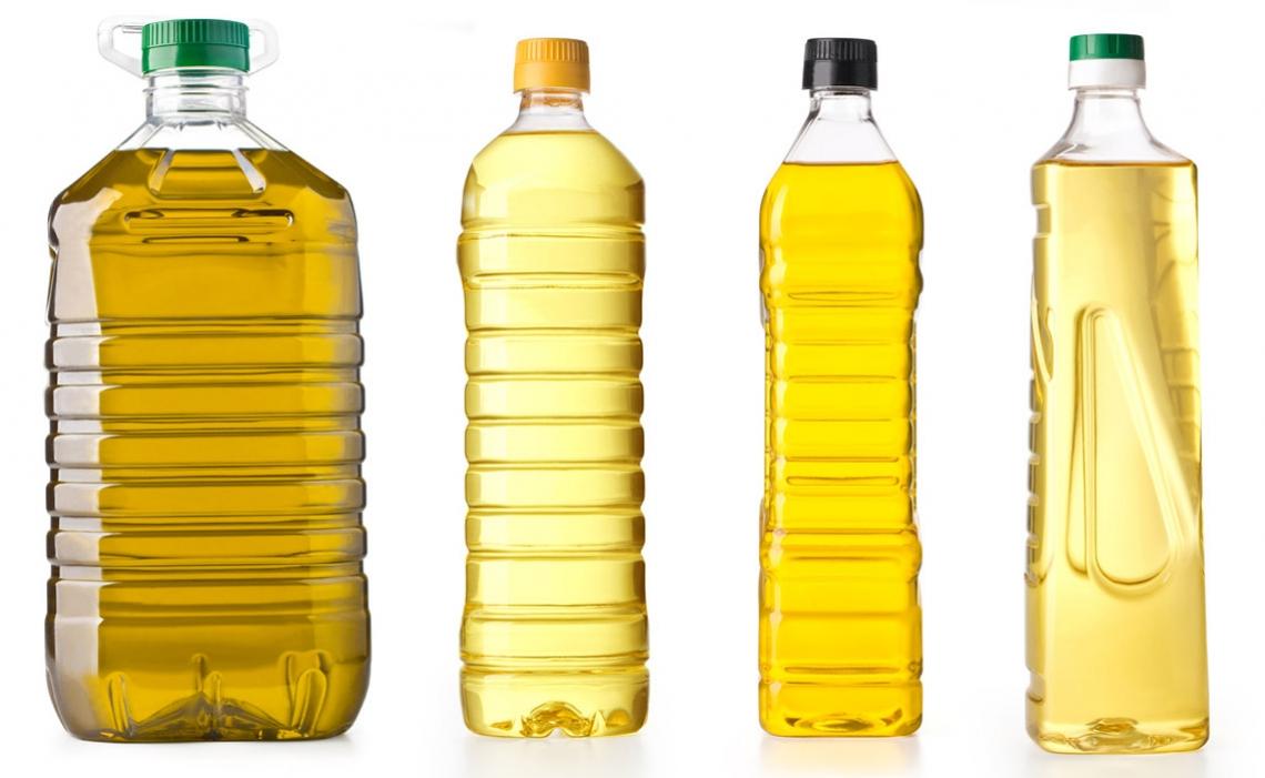 Data di scadenza più corta se l'olio d'oliva viene imbottigliato in PET