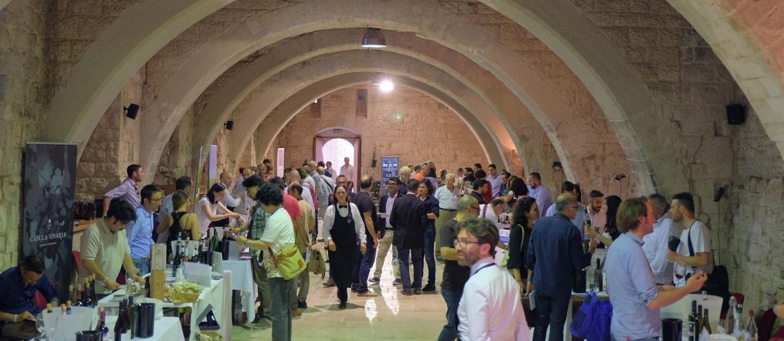 Torna il Salone dei vini e degli oli del Meridione a Sannicandro di Bari