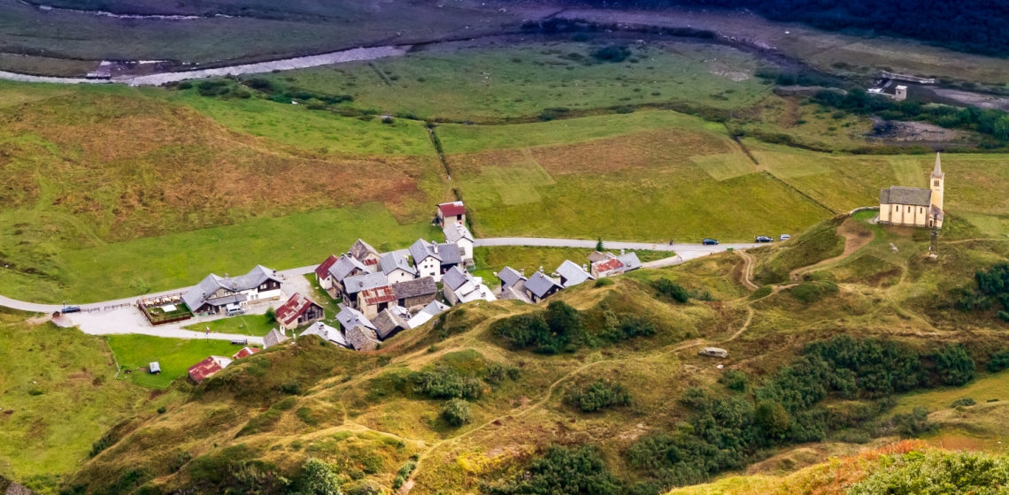 Il pic nic unisce alta quota e alta cucina, nel borgo più settentrionale del Piemonte