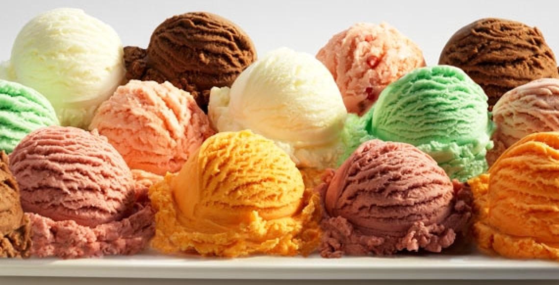 Le gelaterie artigianali dominano l'Italia del gusto