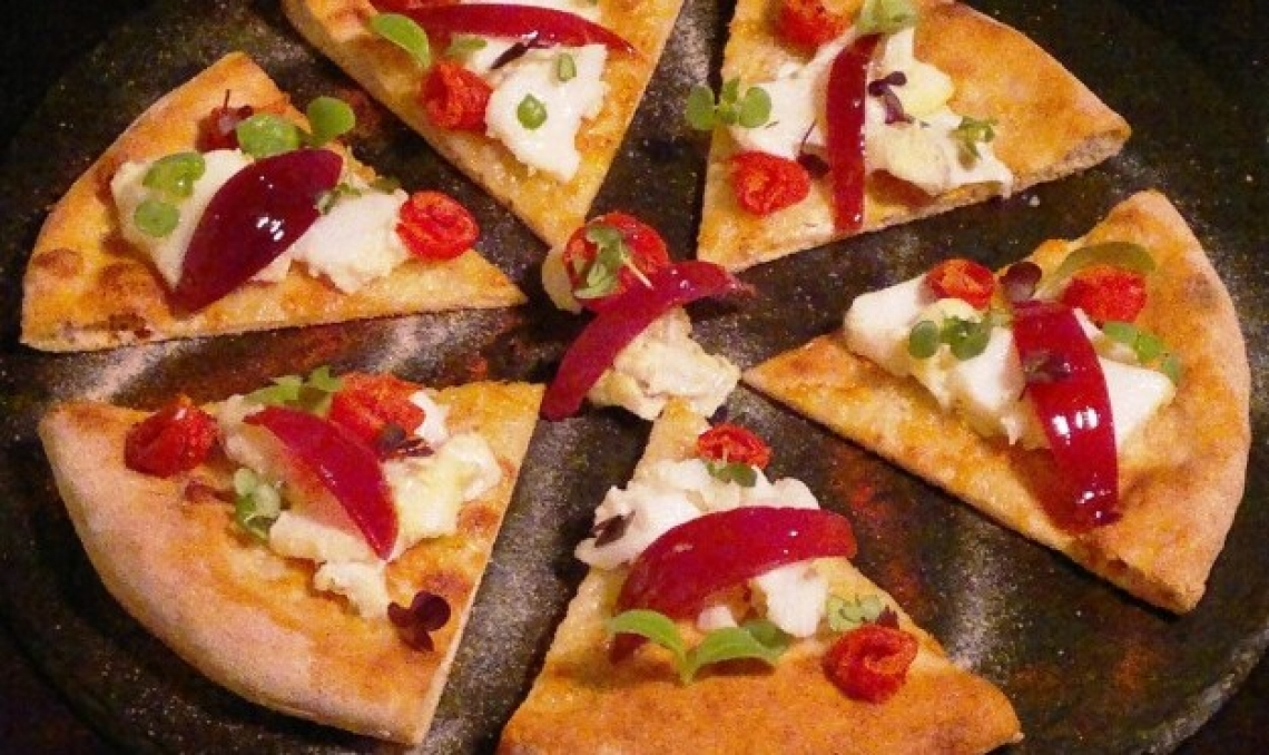 Pizza, piadina e arancini: la triade dello street food italiano