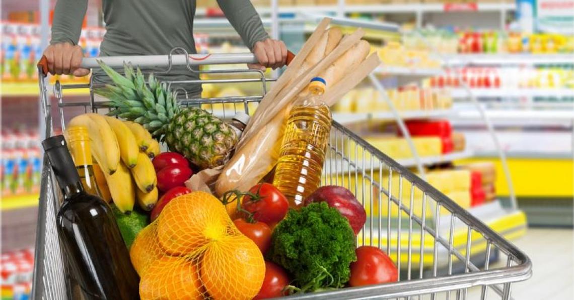 Nuovo slancio nei consumi domestici: bene bevande e prodotti confezionati