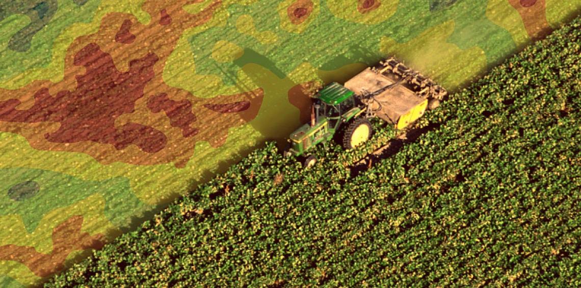 Agricoltura di precisione per migliorare la competitività dell'agricoltura italiana