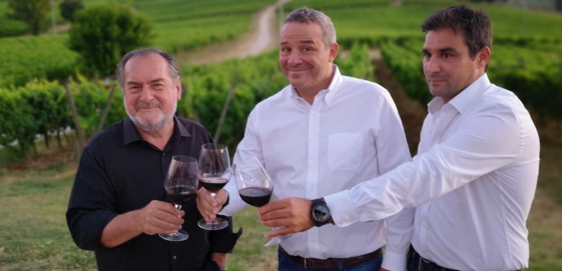 Dall'Ornellaia, al Masseto al Sagrantino. Il futuro del vino visto da Michel Rolland