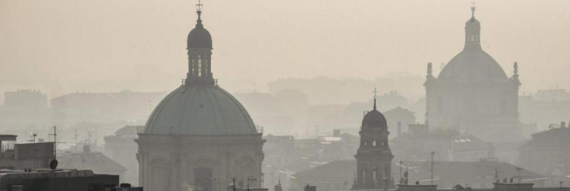 In Italia respiriamo aria più pulita di quella dei nostri nonni