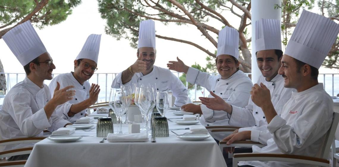 Basta cooking show, è tempo di congressi per la cucina italiana