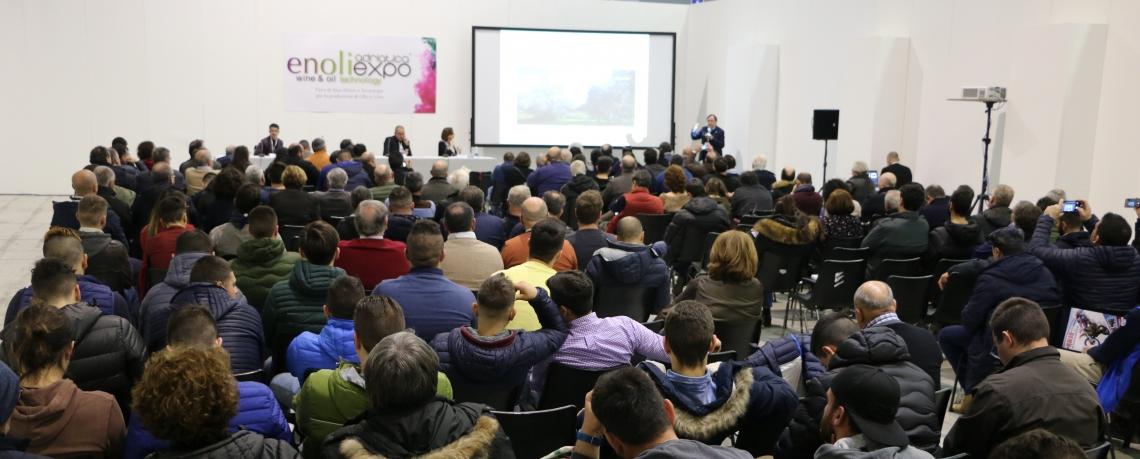 Enoilexpo in alternanza con Expoliva, nel 2020 torna a Bari