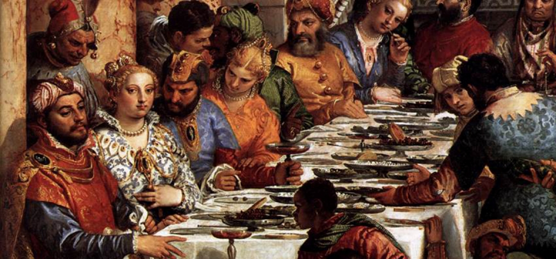 I menu della corte fiorentina ai tempi dei Medici