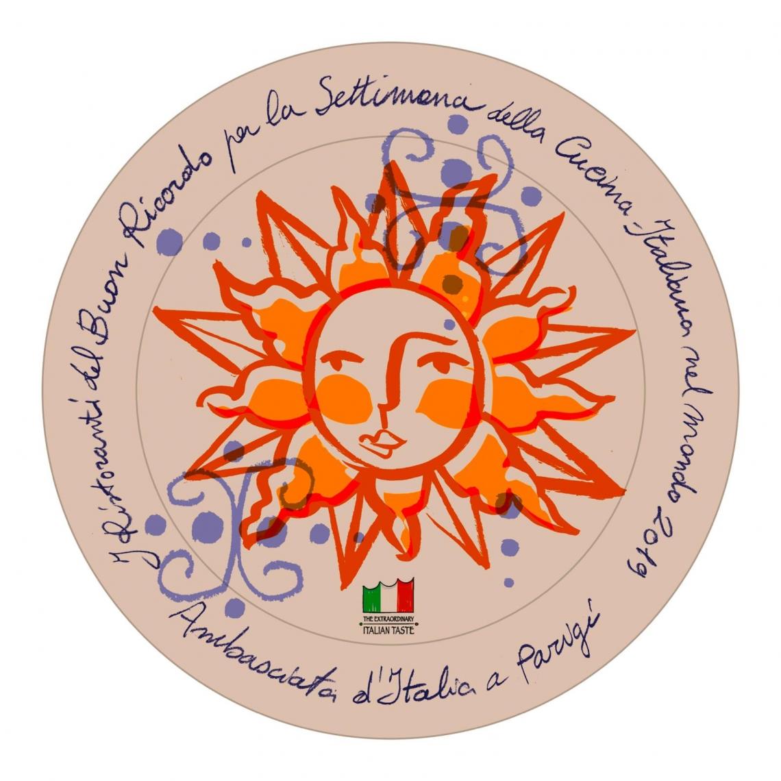 L'Unione Ristoranti Buon Ricordo per il secondo anno rappresenta ufficialmente la cucina italiana all'Ambasciata d'Italia a Parigi