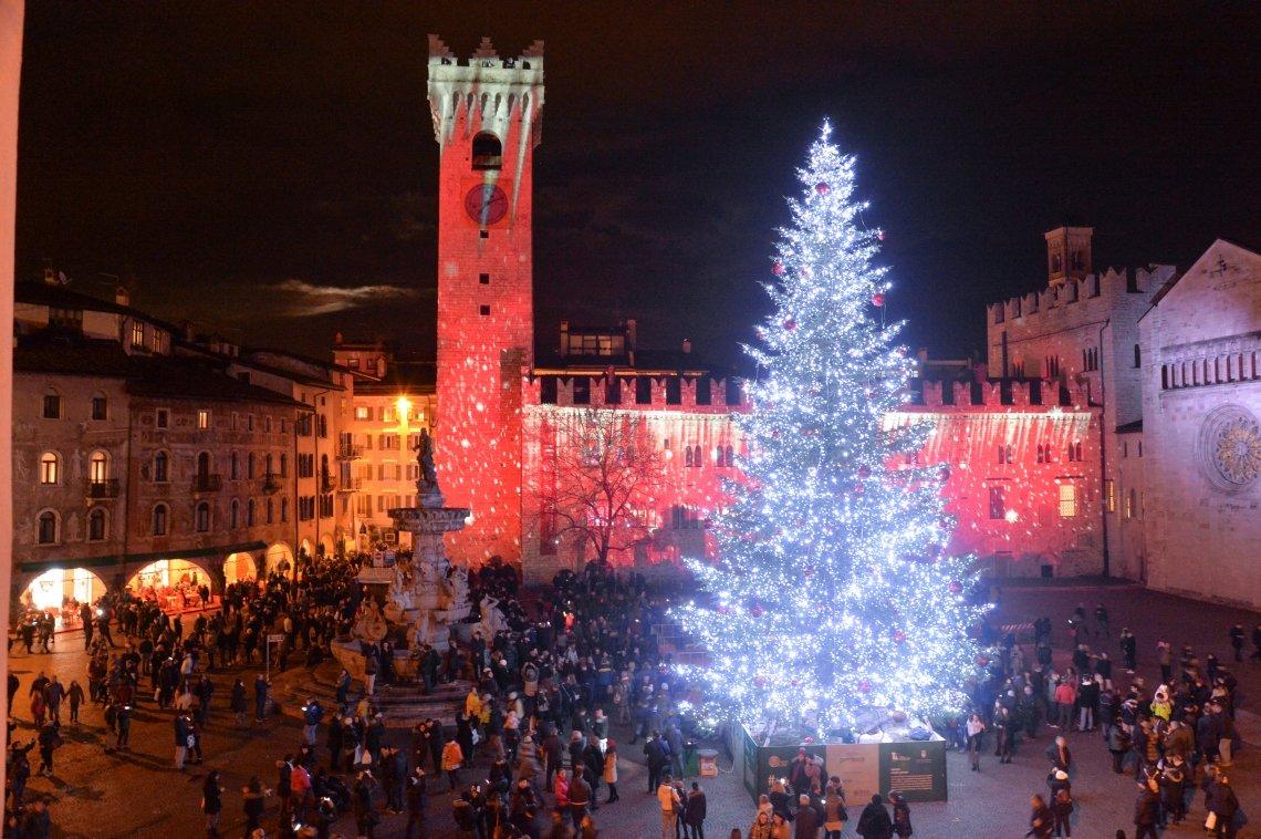 Torna la magia del Mercatino di Natale di Trento