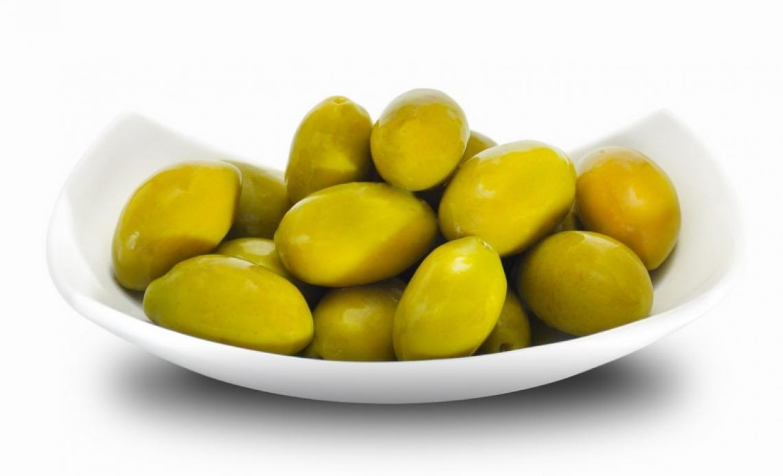 I batteri delle olive da tavola proteggono dall'assorbimento dei metalli pesanti
