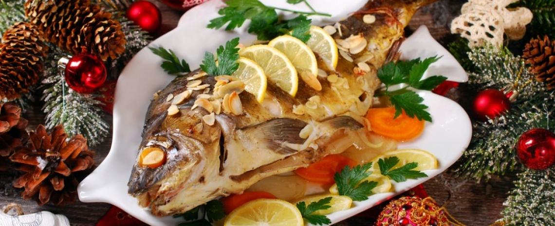 E' il pesce la star della tavola della Vigilia di Natale