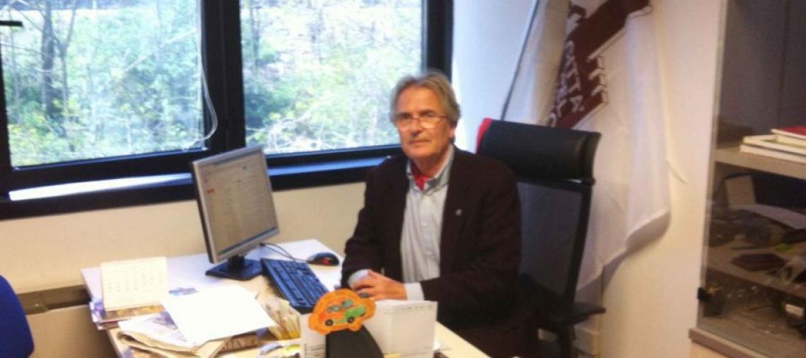 Grazie Paolo Benvenuti per il tuo impegno per il mondo del vino