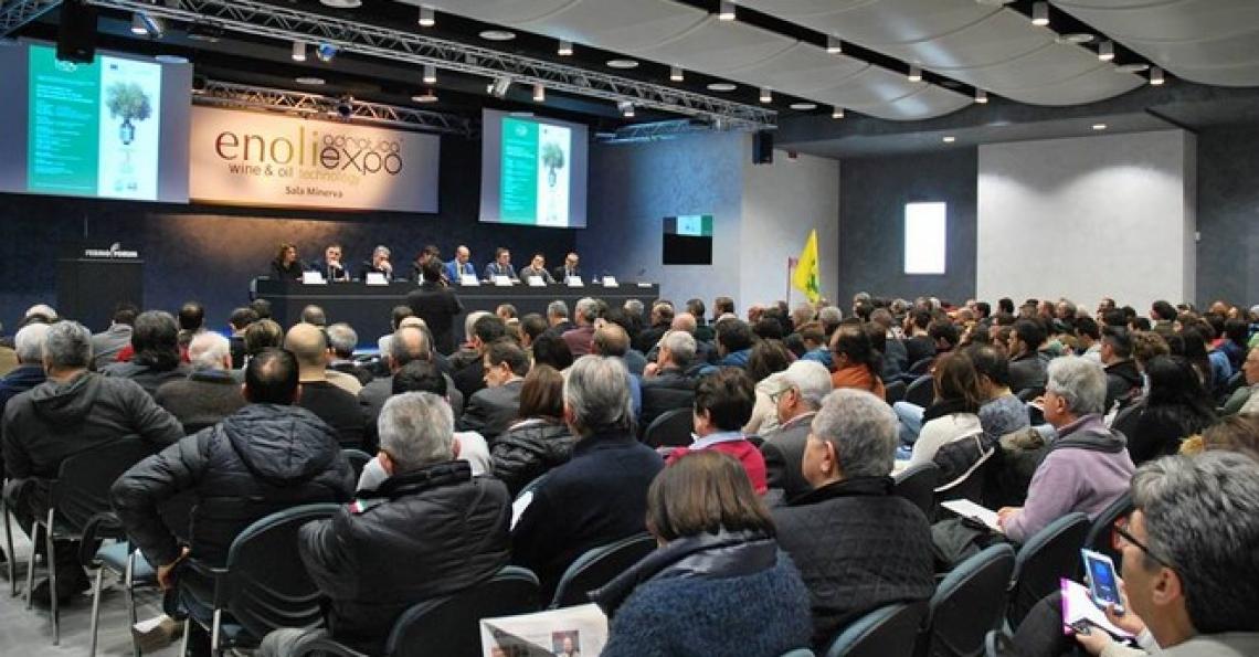 EnoliExpo a Bari un progetto con molti obiettivi