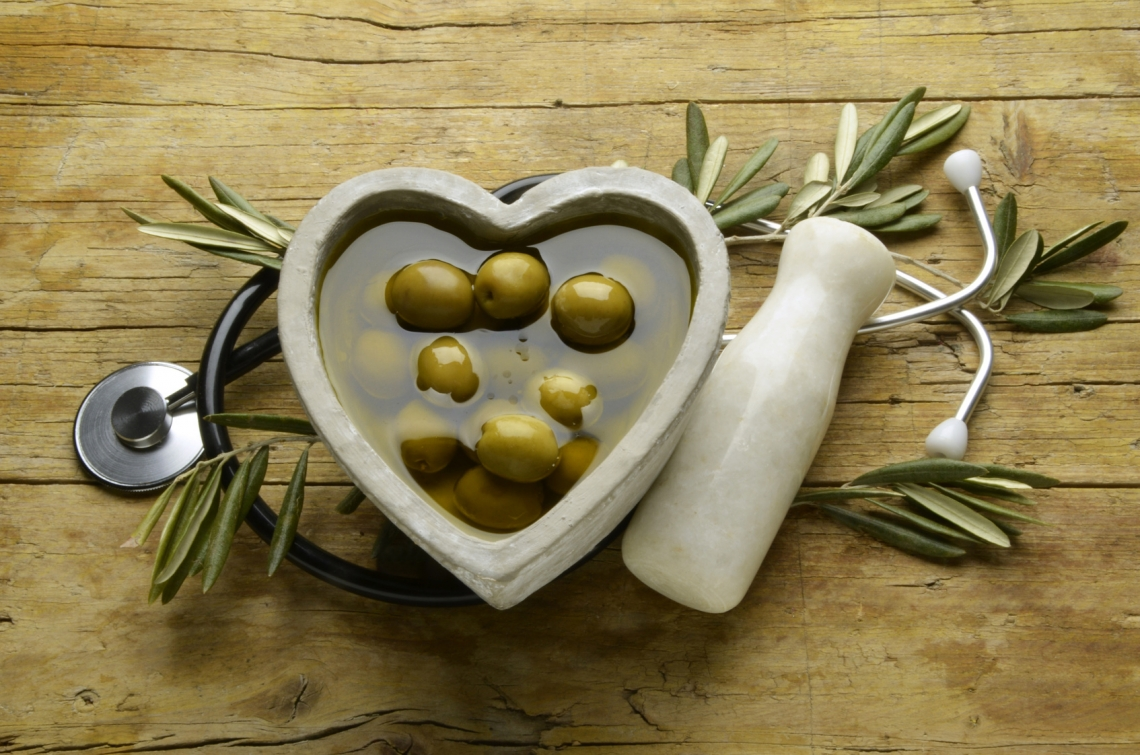 L'olio extra vergine di oliva di eccellenza protegge l'organismo durante la chemioterapia