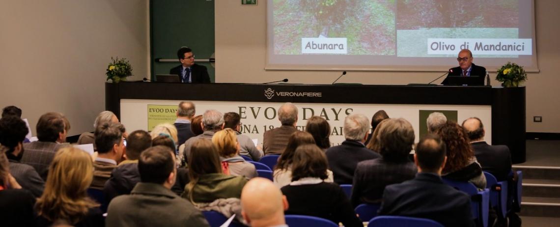 Aggiornamento e confronto per i professionisti e protagonisti della filiera olivicolo-olearia italiana