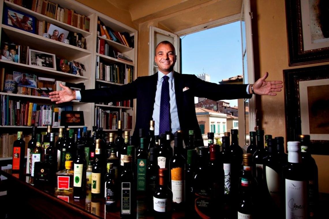 Maestrod'olio in Florence, l'extravergine di qualità arriva a Firenze