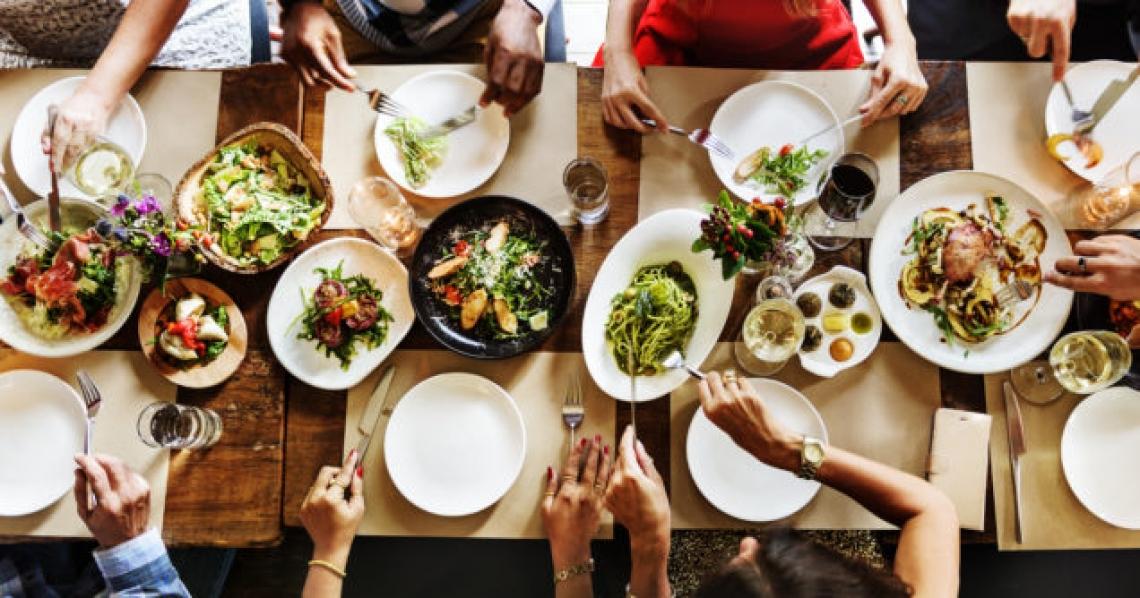 In epoca social il ristorante è scelto dall'influencer
