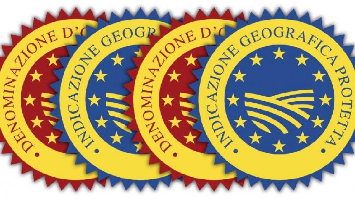 All'Italia la leadership mondiale dei prodotti a denominazione di origine