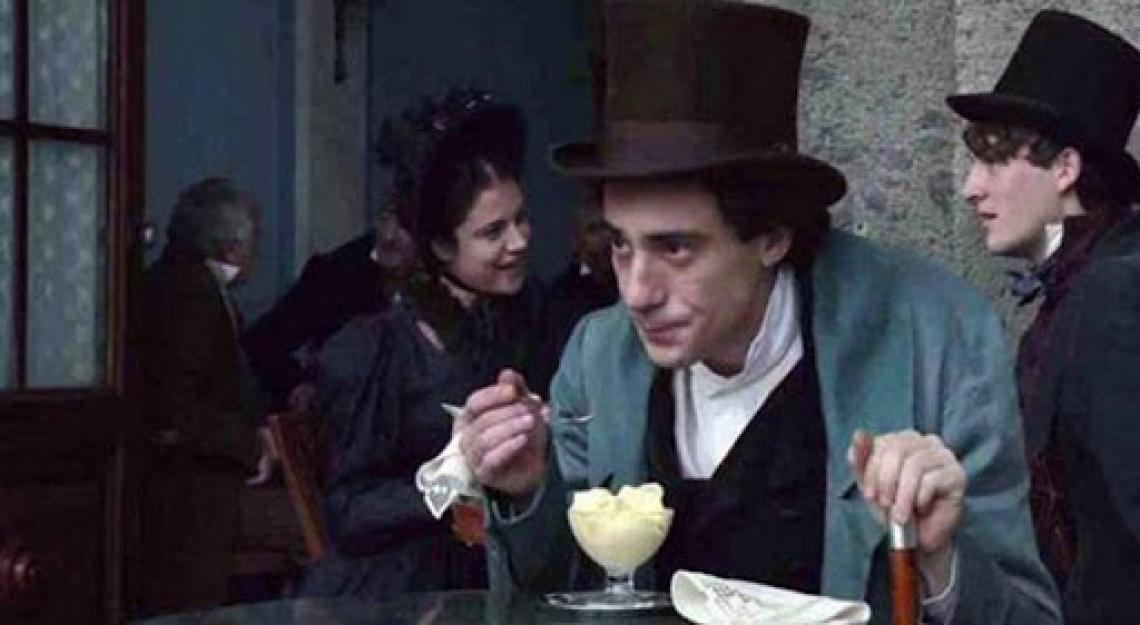 La passione di Giacomo Leopardi per i dolci e il gelato