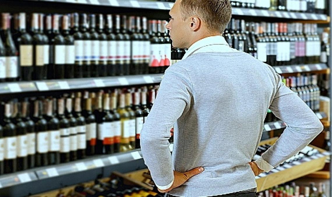 La crescita delle vendite di vino nella GDO salva, in parte, il vino italiano