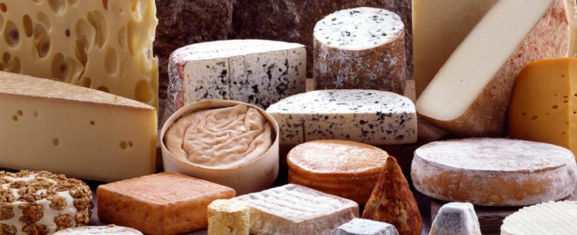 Migliaia di tonnellate invendute di formaggi francesi a denominazione d'origine