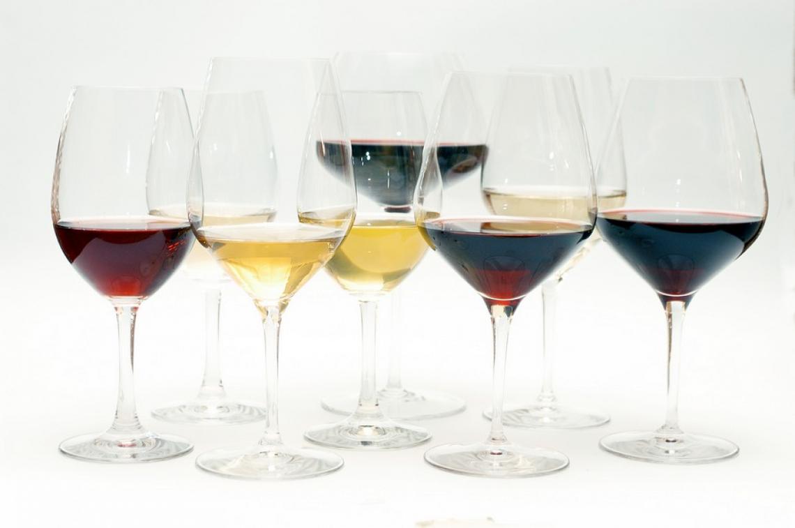 Un calice di vino aiuta ad affrontare l'ansia