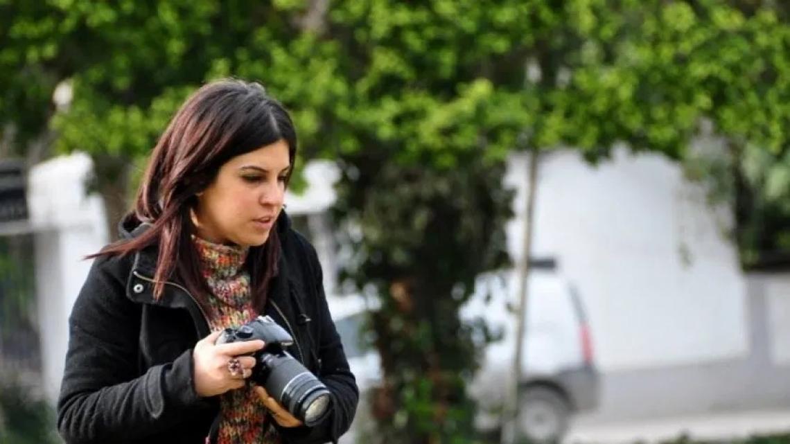 Un olivo per Lina Ben Mhenni,  blogger, attivista e simbolo della Rivoluzione del 2011