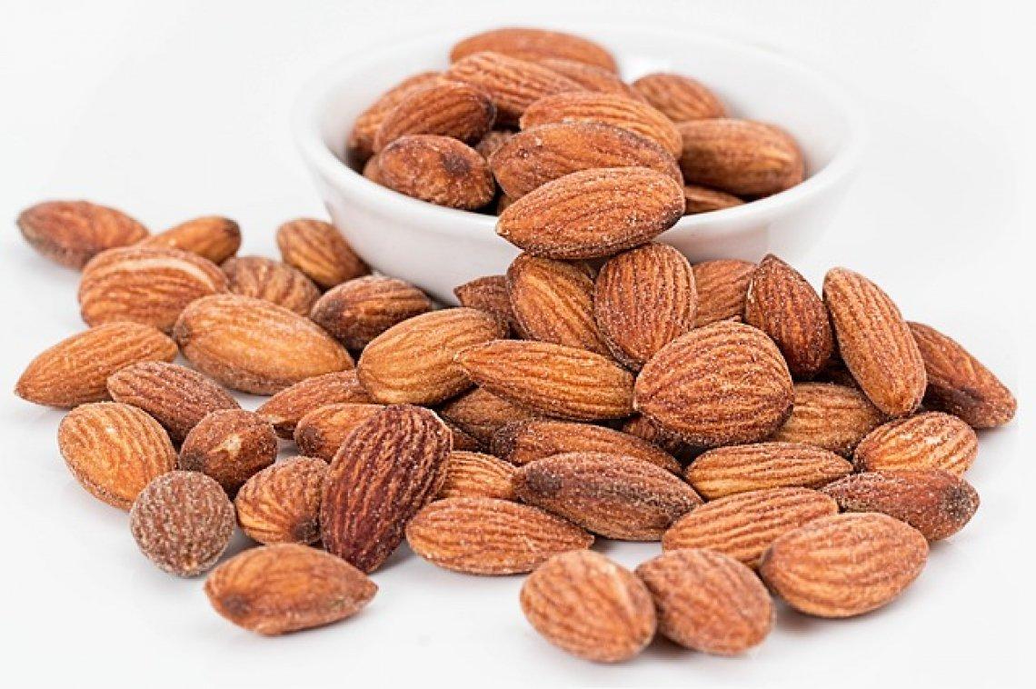 I grandi benefici delle mandorle per la salute del cuore