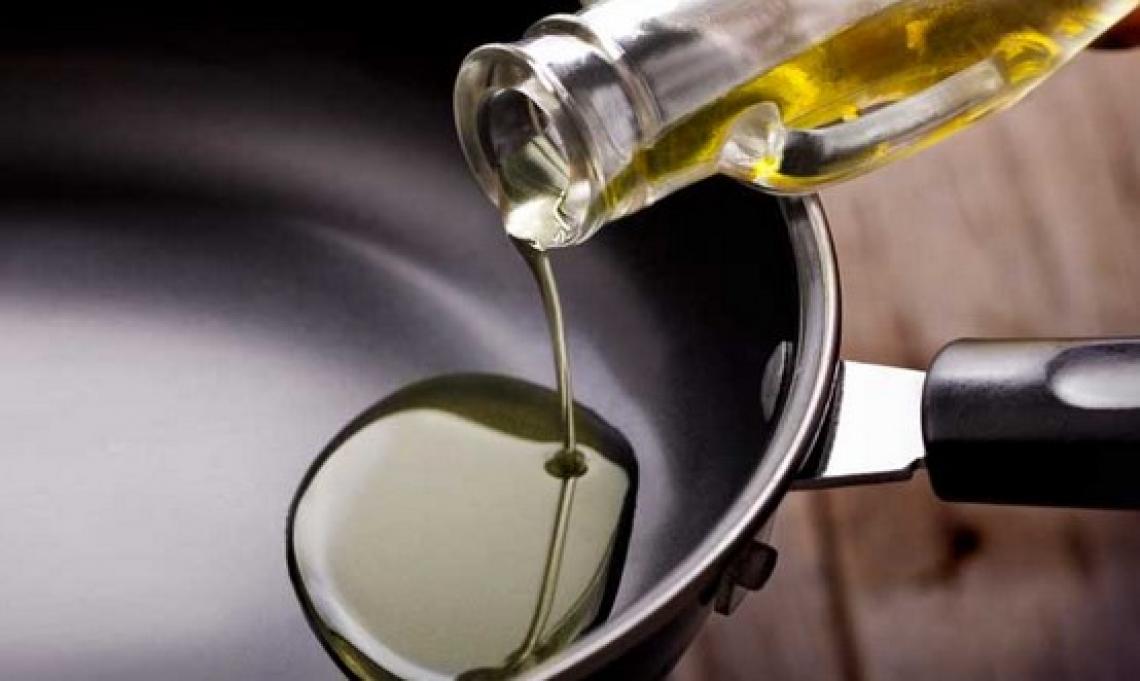 Pochi accorgimenti e i polifenoli dell'olio extra vergine di oliva si mantegono in cottura