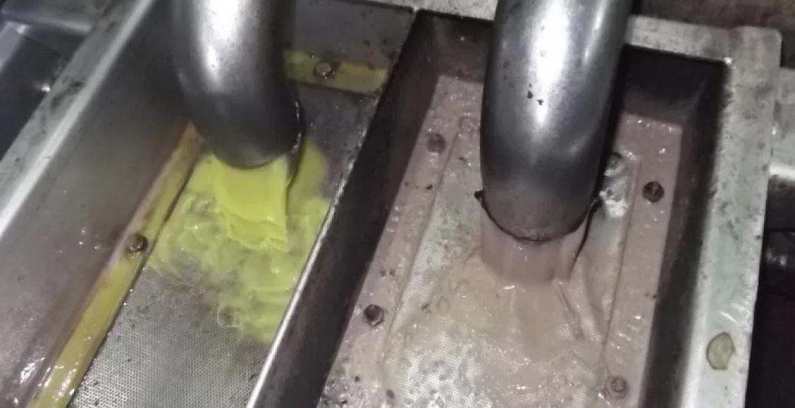 Ecco perchè l'olio extra vergine di oliva può sensibilmente peggiorare in frantoio