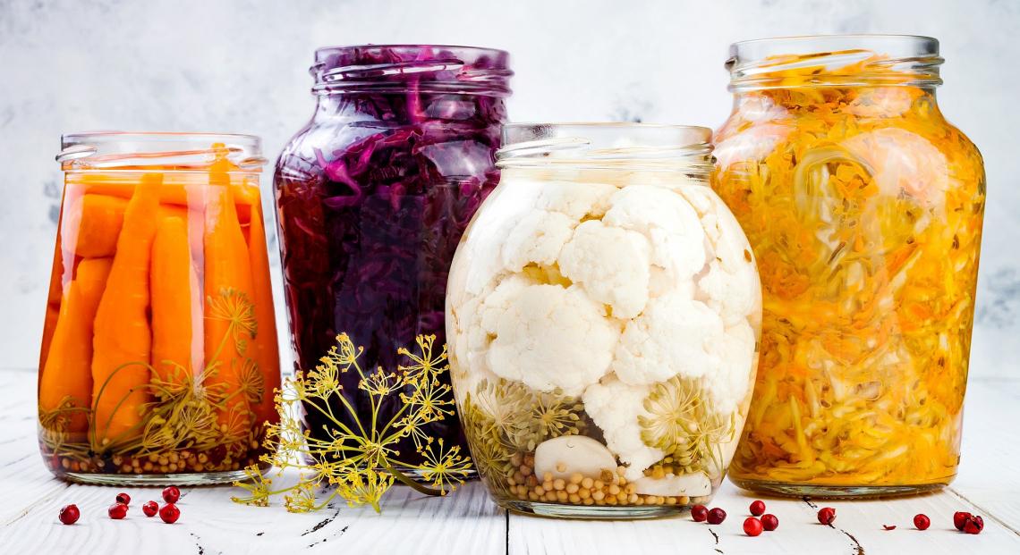 Gli alimenti fermentati sono una risorsa in più per la dieta mediterranea