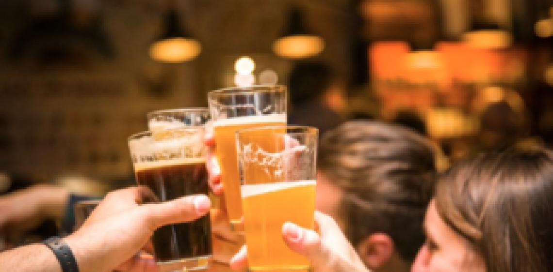 La birra è la bevanda sociale per eccellenza per gli italiani in tempi di Covid