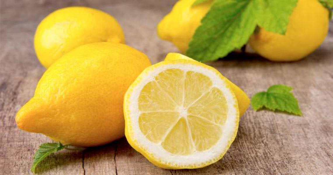 I venticinque profumi e sentori del limone