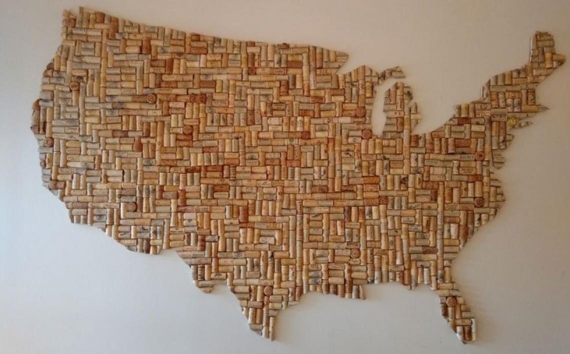 Negli Stati Uniti cala il vino venduto nell'Horeca ma è boom dell'e-commerce