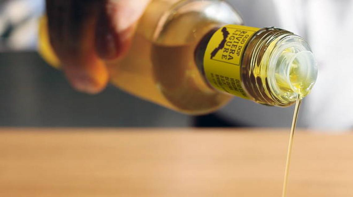 Niente più carta: tutto digitale il processo di certificazione dell'olio Dop Riviera ligure