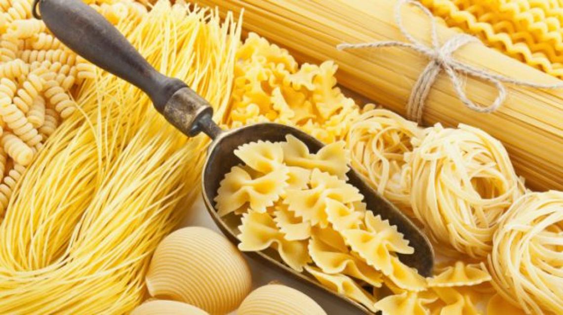 Il Covid non frena l'export di pasta italiana