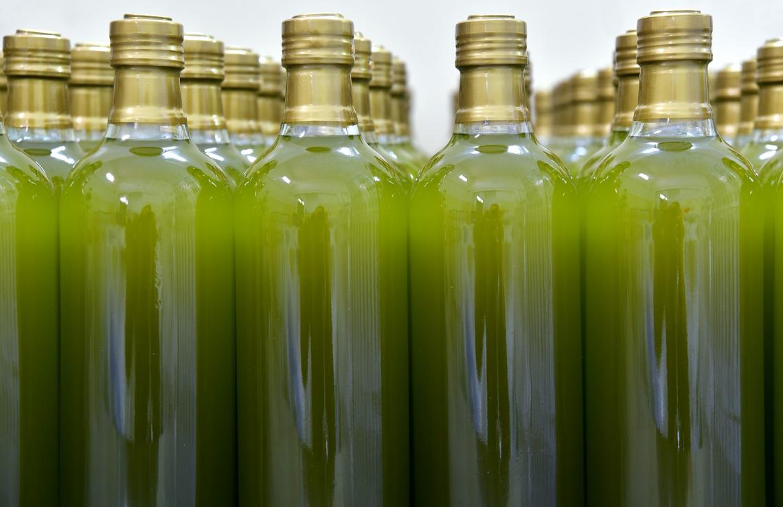 Definito il massimo contenuto di ossigeno in una bottiglia per conservare al meglio l'olio extra vergine d'oliva