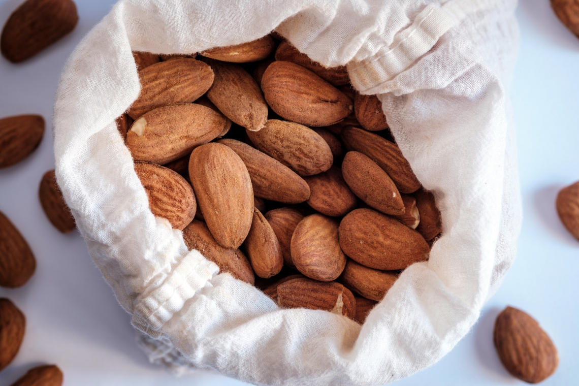 Le mandorle sono un utile alleato per la salute del cervello e del cuore