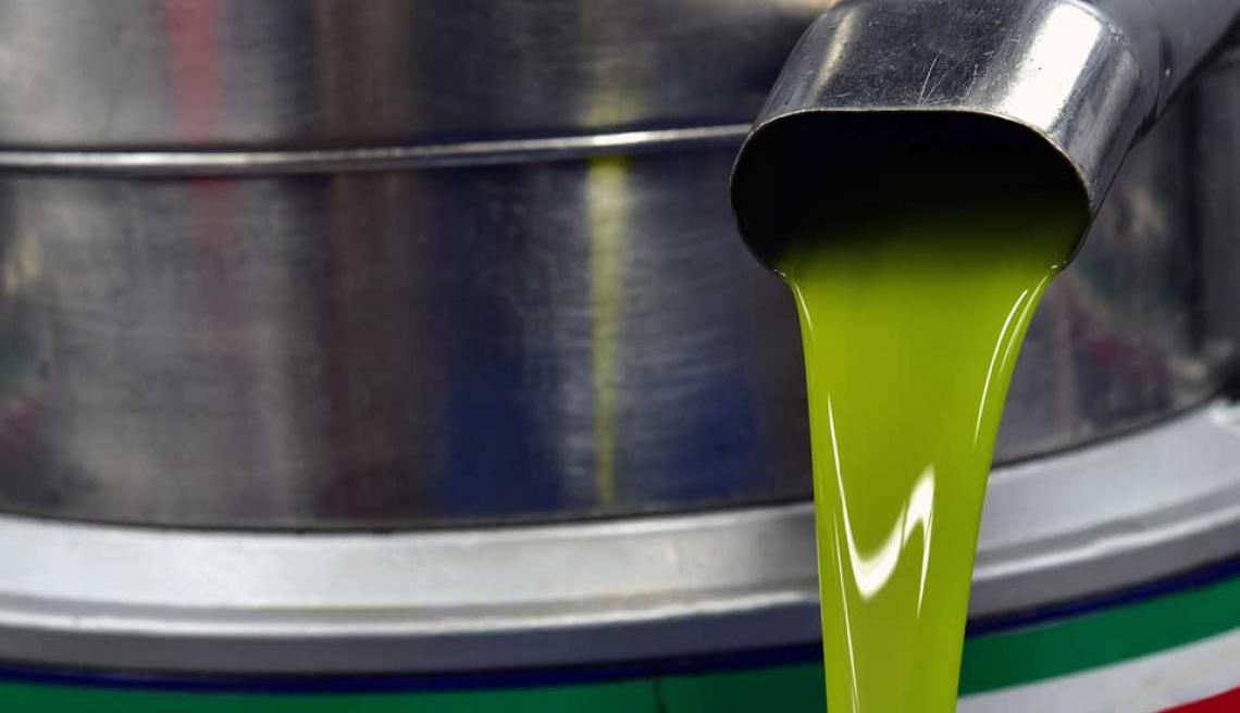 Allarme per le mancate vendite dirette di olio d'oliva