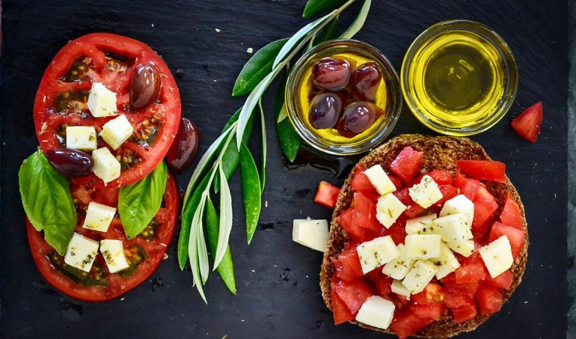 Celebrare la dieta mediterranea in vista di Expo Dubai