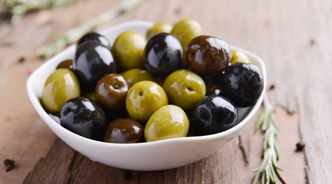 Cala il mercato delle olive da tavola durante la pandemia Covid