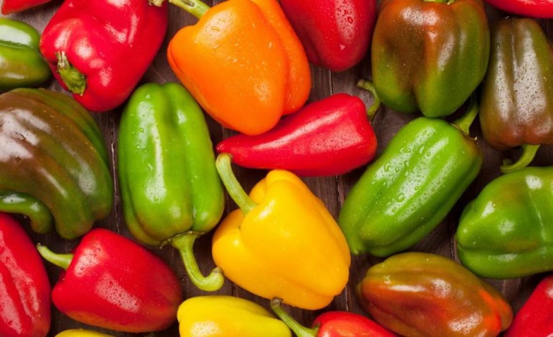 La zeaxantina dei peperoni contro la degenerazione maculare