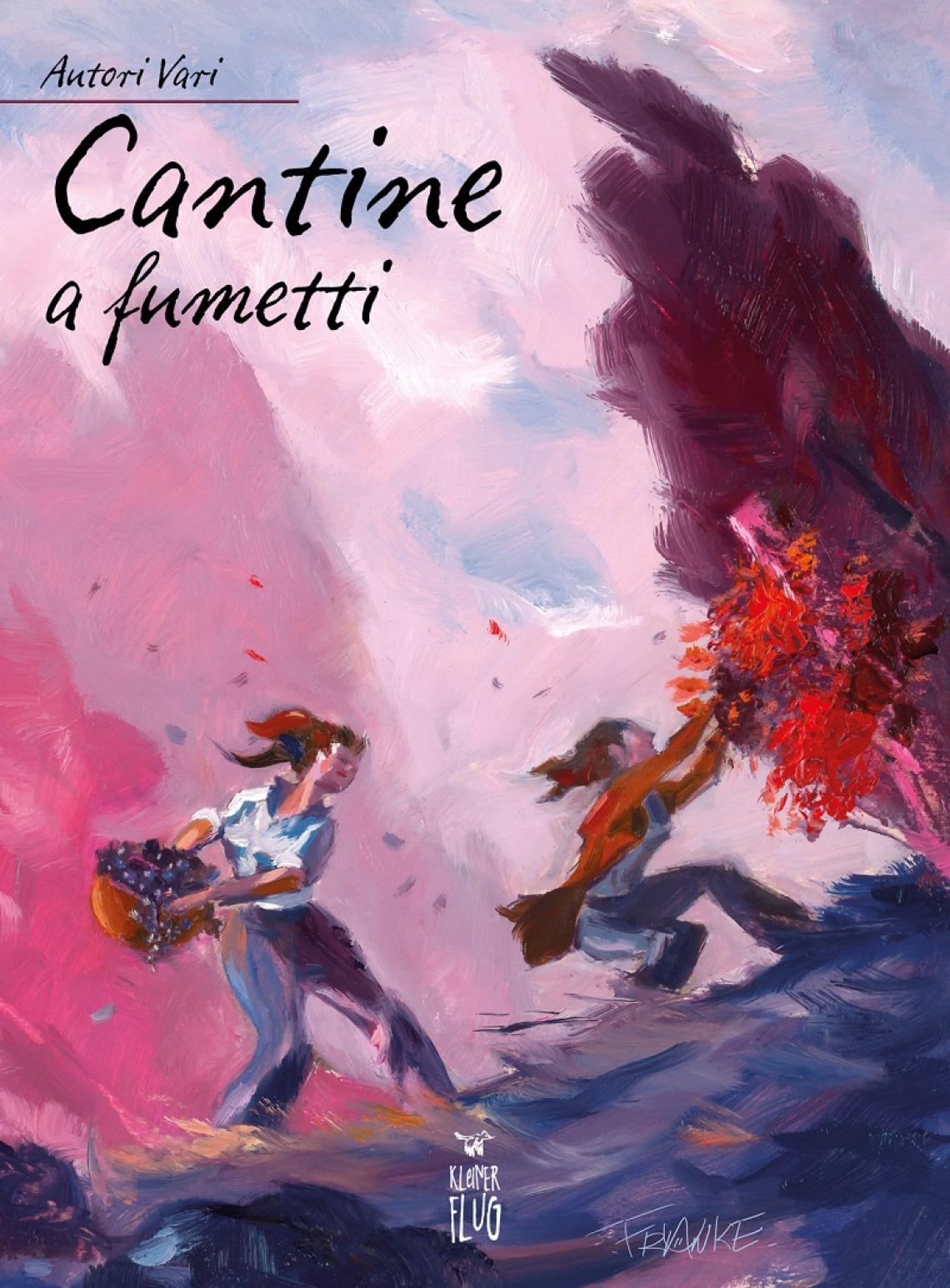 Il vino italiano raccontato attraverso i fumetti
