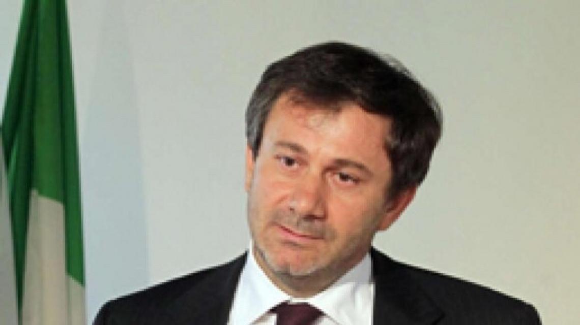 L'ex presidente nazionale di Coldiretti, Sergio Marini, a capo di Copagri Umbria