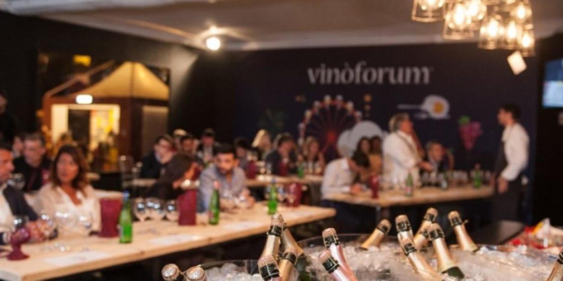 Vinòforum 2021 a Roma dal 10 al 19 settembre 2021